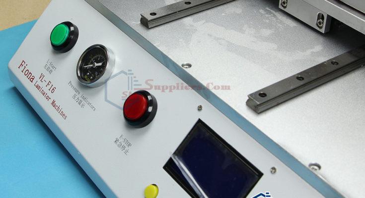 Chuyên cung cấp máy ép kính màn cong YMJ TH30 (2)
