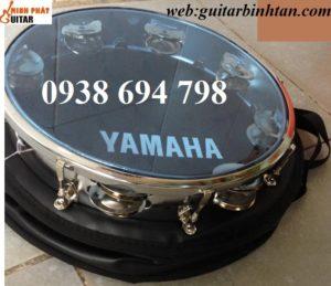 chuyên mua bán trống lục lạc inox yamaha, trống gõ bo lắc tay yamaha - nhạc cụ minh phát