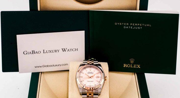 Bạn đã biết cách phân biệt đồng hồ Rolex chính hãng và Rolex giả (2)