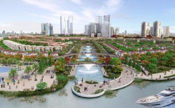 Mô hình khu đô thị sinh thái Aqua City có gì đặc biệt (2)