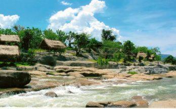 22. Waterland suối Thạch Lâm1