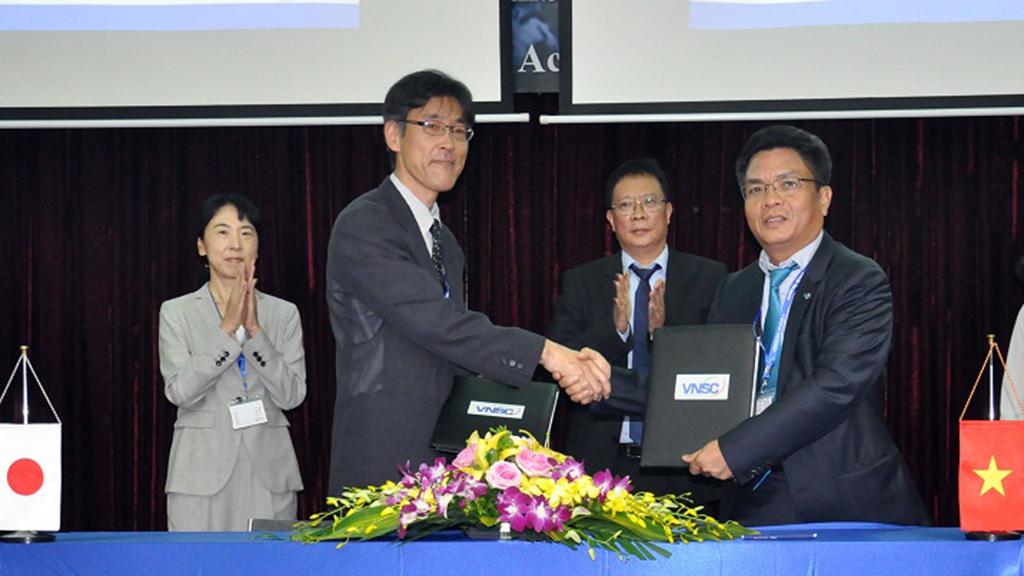 Nhật Bản cung cấp ảnh vệ tinh quan sát mặt đất cho Việt Nam - Ảnh 1.